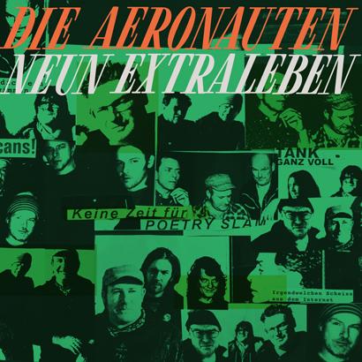 """Die Aeronauten - """"Neun Extraleben"""" (Album der Woche)"""
