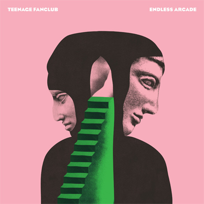 "Albumcover von Teenage Fanclub - ""Endless Arcade"""