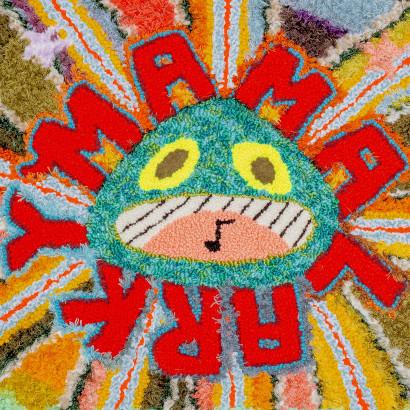 Bild des Albumcovers der selbstbetitelten Debüt-LP von Mamalarky