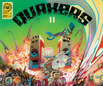 "Quakers – ""II: The Next Wave"" (Album der Woche)"