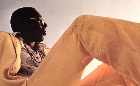 """Curtis Mayfield – """"Curtis"""" (Album der Woche)"""