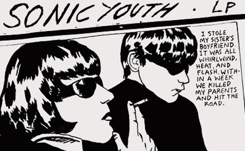 """Sonic Youth – """"Goo"""" (Album der Woche)"""