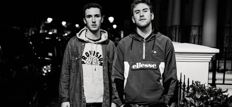 "Bandfoto des Duos Cleopatrick, dessen Song ""Good Grief"" heute unser Track des Tages ist."