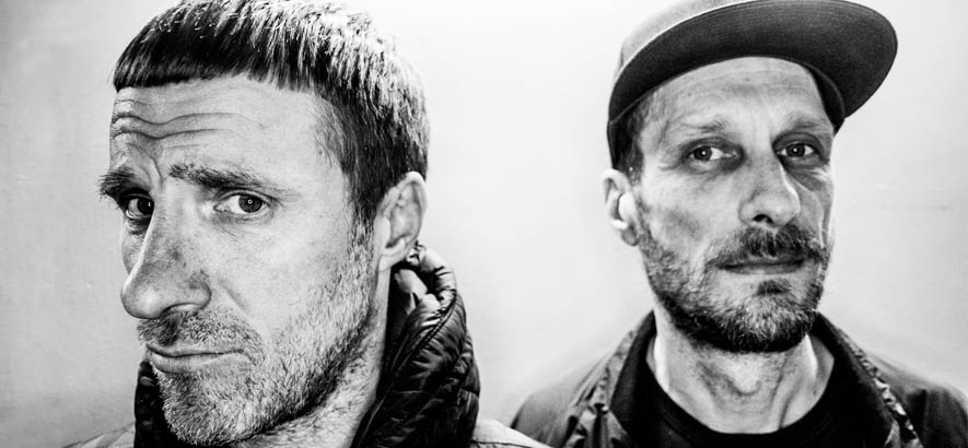 """Shortcummings"": Politiker-Bashing von Sleaford Mods"
