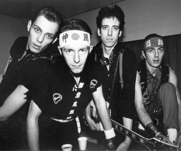 """The Guns Of Brixton"": The-Clash-Bassist Paul Simonon wird 65"