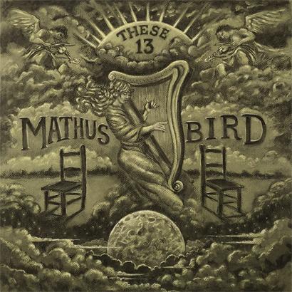 """Album-Cover von Mathus & Bird – """"These 13"""""""