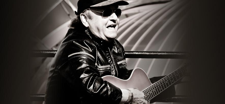 Foto von Gerry Marsden. Der Sänger des Mersey-Beat-Quartetts Gerry And The Pacemakers ist im Alter von 78 Jahren gestorben.