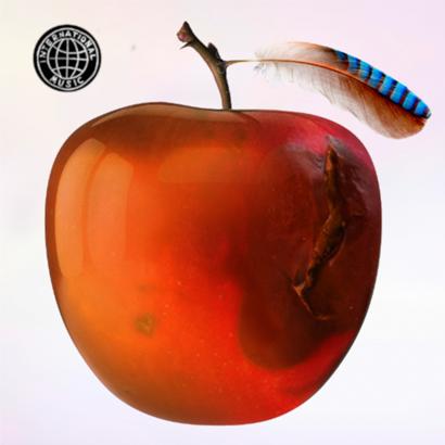 """Albumcover von International Music - """"Ententraum""""."""