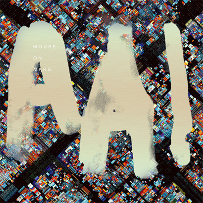 "Albumcover von ""AAI (Anarchic Artificial Intelligence)""."