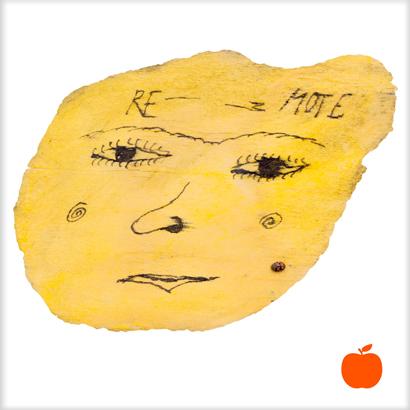 """Albumcover der Platte """"Remote"""" von Sloe Paul"""