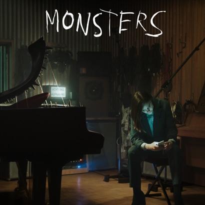 """Artwork des Albums """"Monsters"""""""
