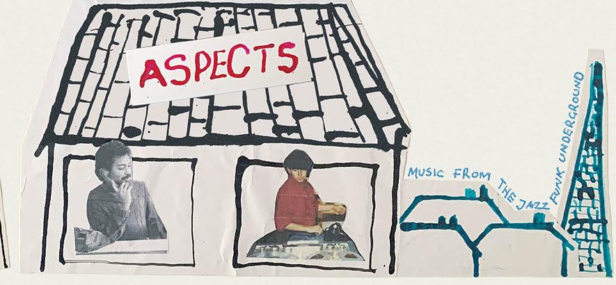 """Artwork des Albums """"Aspects"""" von der britischen Band Str4ta, aus dem unser heutiger Track des Tages """"Rhythm In Your Mind"""" erscheint."""