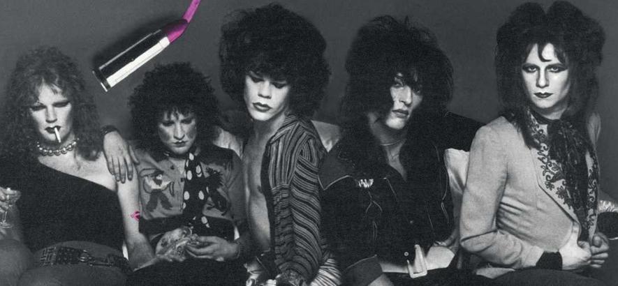 Bild von Sylvain Sylvain, Gitarrist der US-Rockband New York Dolls, der im Alter von 69 Jahren gestorben ist.