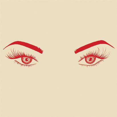 """Albumcover von Xiu Xiu - """"Oh No"""""""