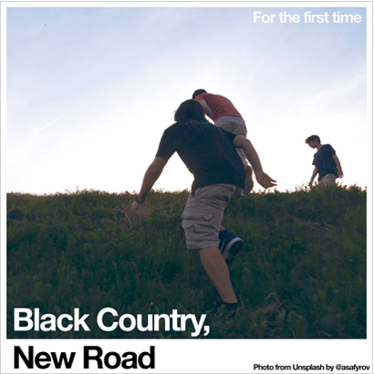 "Black Country, New Road - ""For The First Time"" (Album der Woche)"