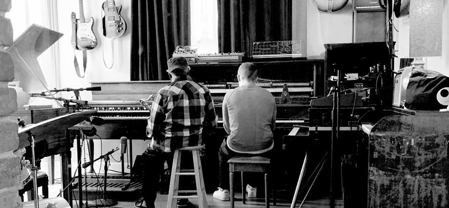 """Promises"": Neues Album von Floating Points, Pharoah Sanders & London Symphony Orchestra"
