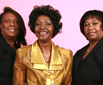 Naomi Shelton (The Gospel Queens) ist tot