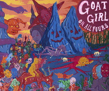 "Goat Girl – ""On All Fours"" (Rezension)"