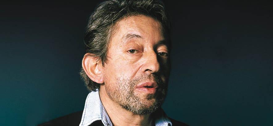 """Serge Gainsbourg auf dem Cover des Box-Sets """"Anthologie"""". Darauf ist auf unser Track des Tages zum 30. Todestag des französischen Sängers, """"Aux Armes Et Cætera""""."""