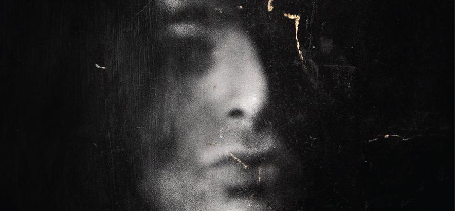 """Album-Cover der Platte """"Mutator"""" von Alan Vega, die nun posthum bei Sacred Bones erscheinen wird."""