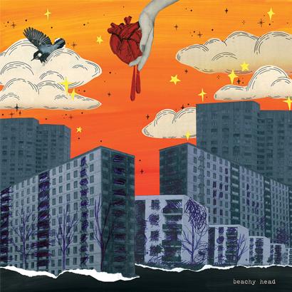 """Album-Cover von Beachy Head – """"Beachy Head""""."""