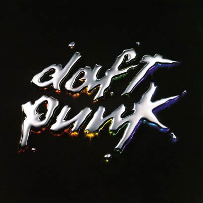 """Cover des Albums """"Discovery"""" von Daft Punk, das vor 20 Jahren veröffentlicht wurde."""