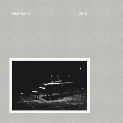 """Album-Cover von Nils Frahm – """"Graz""""."""