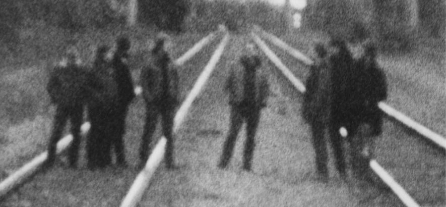 """Foto von Godspeed You! Black Emperor, die mit """"G_d"""