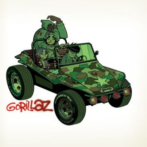 Gorillaz-Debüt wird 20 Jahre alt