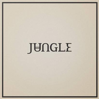 """Album-Cover von Jungle – """"Loving In Stereo""""."""