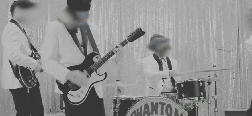"""Filmstill aus dem Musikvideo von Lord Huron – """"Mine Forever""""."""