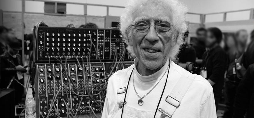 Foto von Synthesizer-Pionier Malcolm Cecil, der im Alter von 84 Jahren gestorben ist.