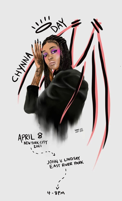 Chynna Day Poster.