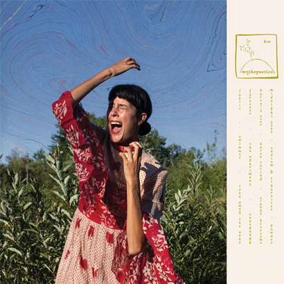 "Album-Cover von Half Waif – ""Mythopoetics"""