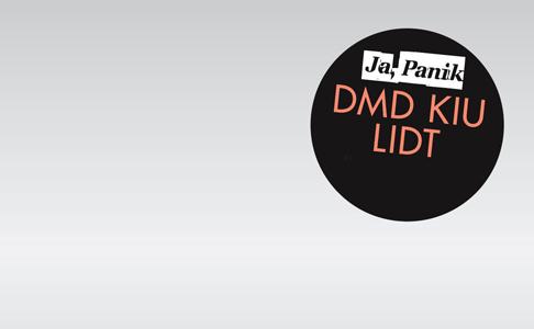 """""""DMD KIU LIDT"""" von Ja, Panik wird zehn Jahre alt"""