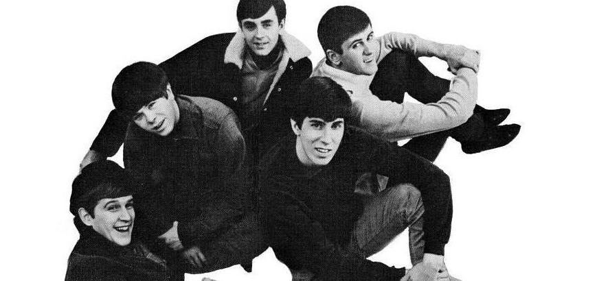 Pressebild der US-amerikanischen Band The Kingsmen, deren Gitarrist Mike Mitchell im Alter von 77 Jahren gestorben ist.