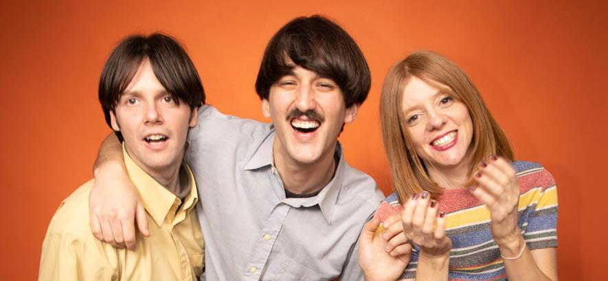 """Pressefoto der Indie-Rock-Band Shybits, deren Stück """"Sunshine"""" heute unser Track des Tages ist."""