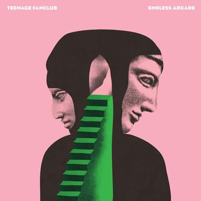 """Bild des Albumcovers von """"Endless Arcade"""" von Teenage Fanclub"""