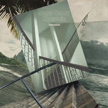 """Bild des Albumcovers von """"Impression"""" von Sugar Candy Mountain, das unser ByteFM Album der Woche ist."""