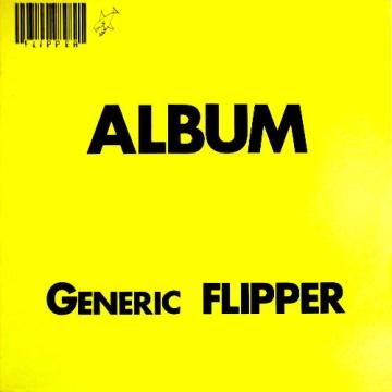 """Albumcover von Flipper – """"Album – Generic Flipper"""""""