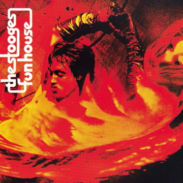 """Albumcover von The Stooges – """"Fun House"""""""