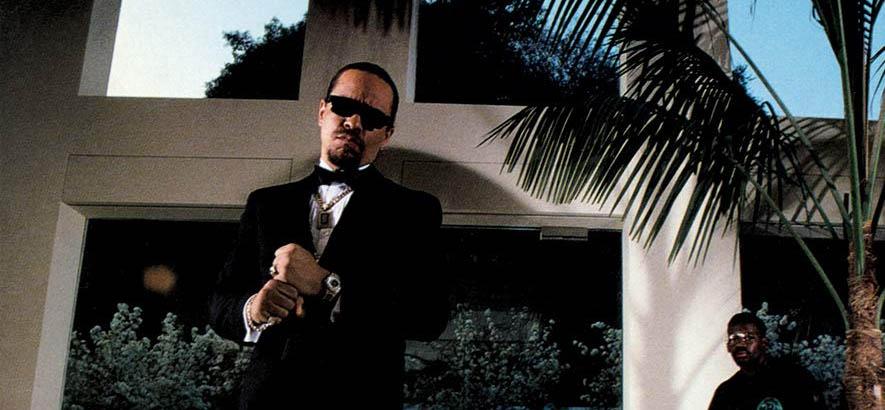 """Cover des Albums """"O.G. Original Gangster"""" von dem Rapper Ice-T. Der Titeltrack ist zum heutigen 30-jährigen Albumjubiläum unser Track des Tages."""