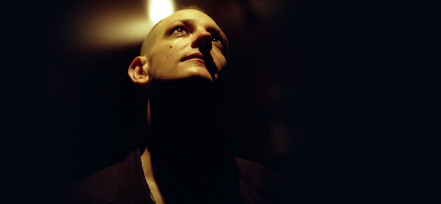 Pressebild von US-Musiker Jack Terricloth, der im Alter von 50 Jahren gestorben ist.