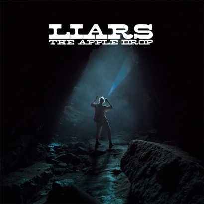 "Album-Cover von Liars – ""The Apple Drop"""