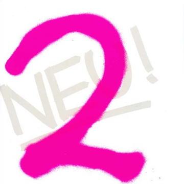 "Albumcover von Neu! – ""Neu! 2"""