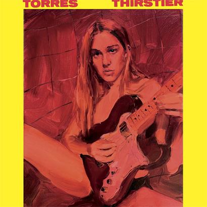 "Album-Cover von Torres – ""Thirstier""."