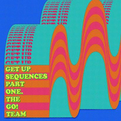 """Bild des Albumcovers von """"Get Up Sequences Part One"""" von The Go! Team, das unser ByteFM Album der Woche ist."""
