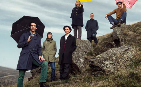 """""""I Could Be Dreaming"""": """"Tigermilk"""" von Belle And Sebastian wird 25"""