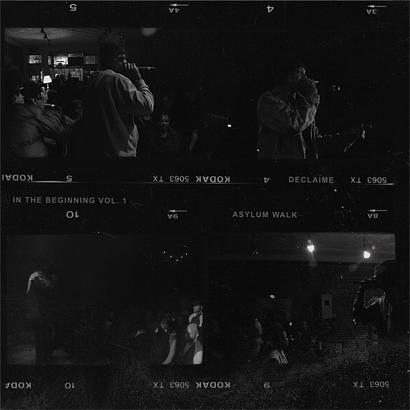 """Artwork zum Album von Madlib & Declaime – """"All Over The World""""."""