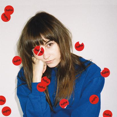 """Bild des Albumcovers von """"I Know I'm Funny Haha"""" von Faye Webster, das unser ByteFM Album der Woche ist."""